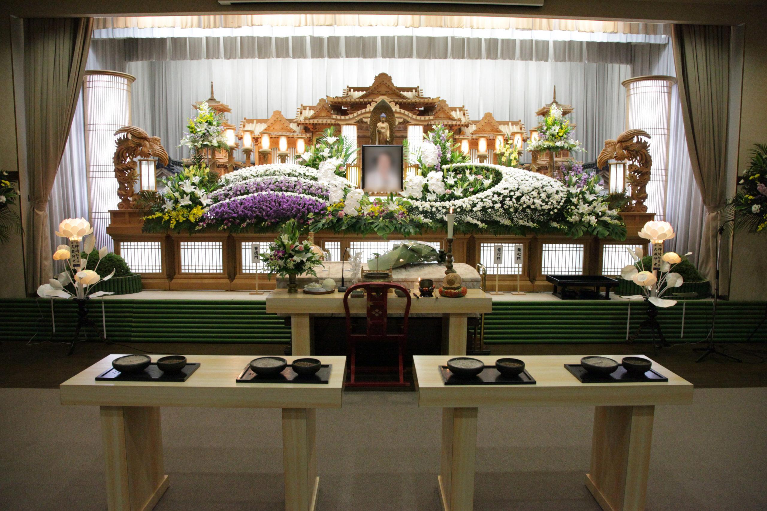 祭壇75万円